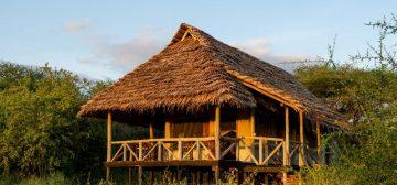 Lake Burunge Tented Camp