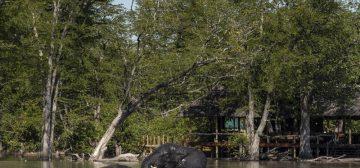 Hyena Pan Tented Camp