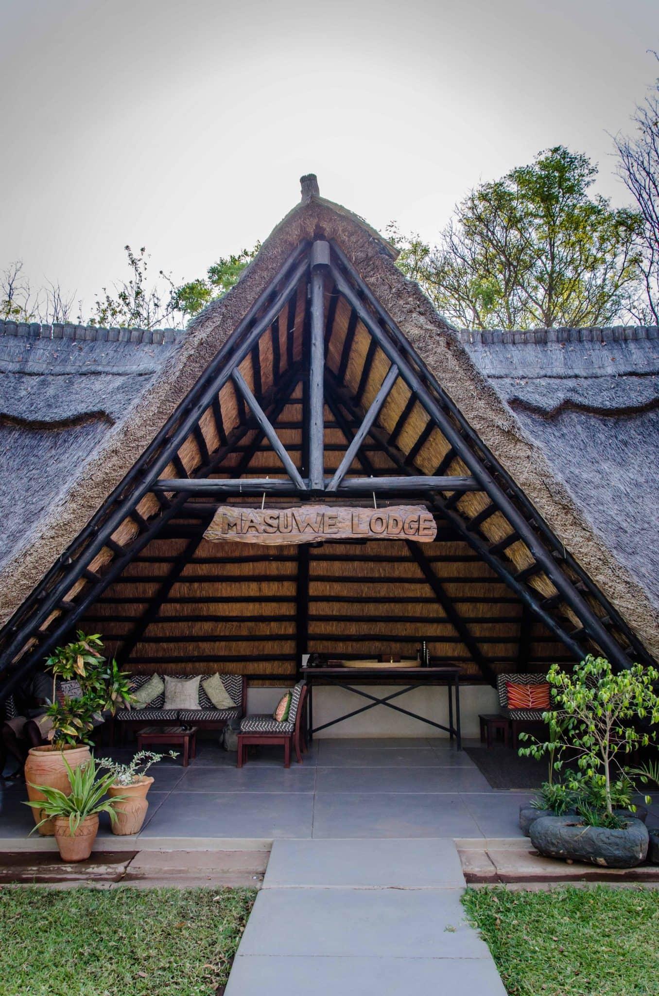 Accommodation Review Masuwe Lodge Victoria Falls Zimbabwe