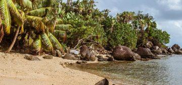 Sainte Marie Island