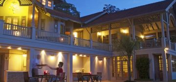 Onsea House & Machweo Retreat