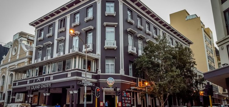 Accommodation Review: The Grand Daddy Hotel, Cape Town, South Africa