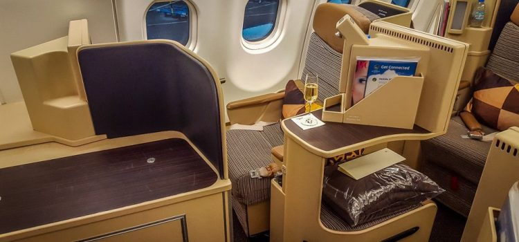 Flight report: Etihad A330 Business Class Frankfurt to Johannesburg via Abu Dhabi