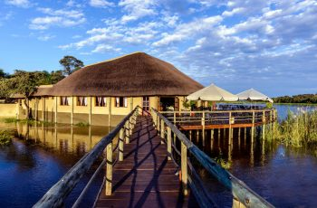 Hakusembe River Lodge Gondwana Collection Namibia
