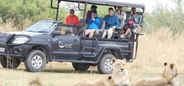Discover Botswana on a Mobile Safari