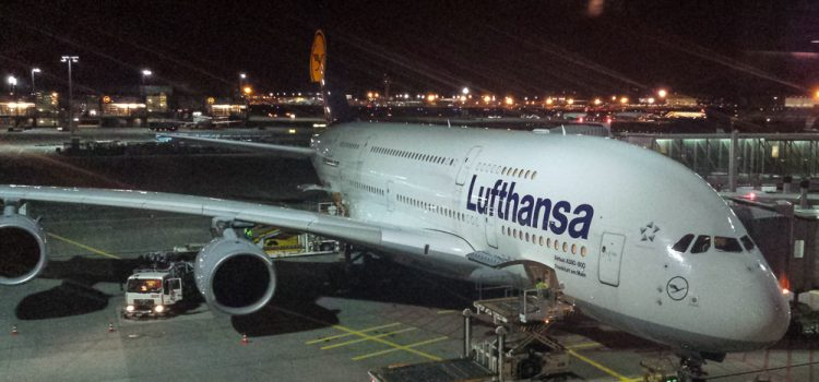 Flight report: Lufthansa A380 Old Business Class Frankfurt to Johannesburg
