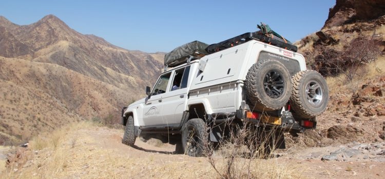 4WD self-drive: The ultimate adventure in Africa