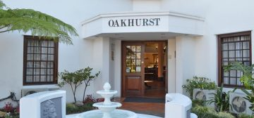 Oakhurst Manor House Hotel