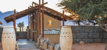 Sossus on Foot/Bushman's Desert Camp